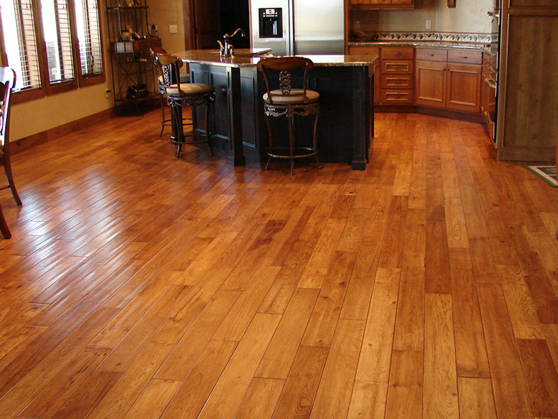 Fitting Service Good Wood Flooring Ireland